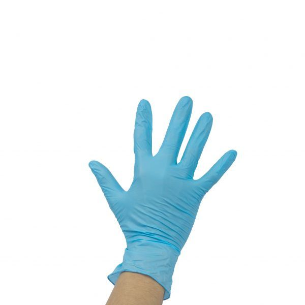 Nitrile Hand Glove