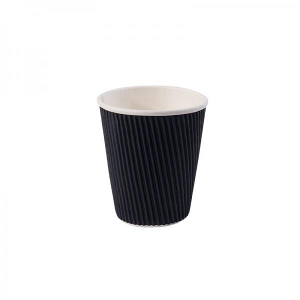 8oz-Ripple-Wall-Hot-Cup-Black