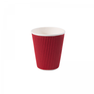 8oz-Ripple-Wall-Hot-Cup-Redjpg