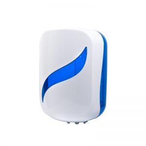 Center Pull Hand Towel Dispenser - Blue