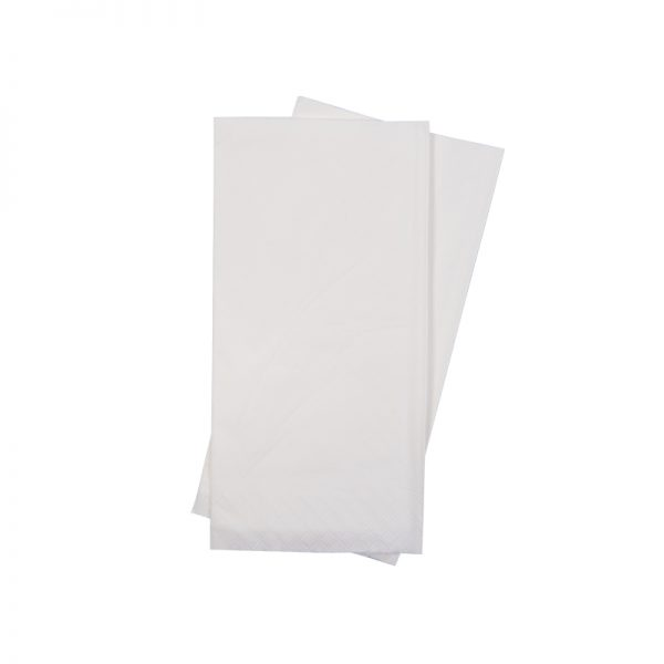 Luncheon Napkin 2PLY - Plain White