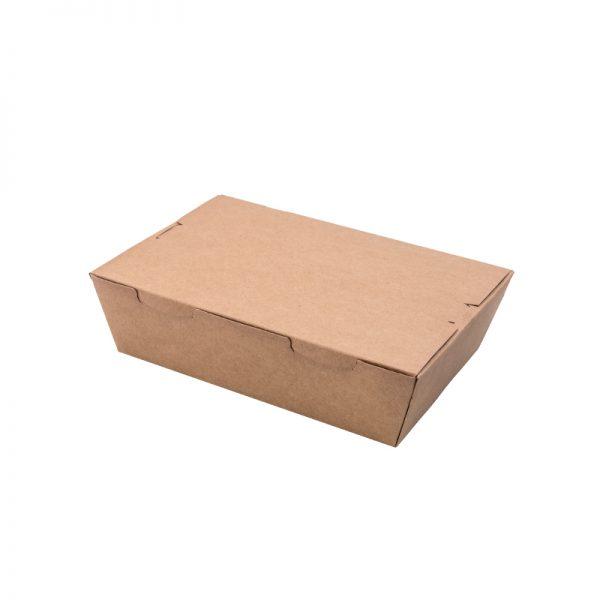 Paper Lunch Box - Kraft .L
