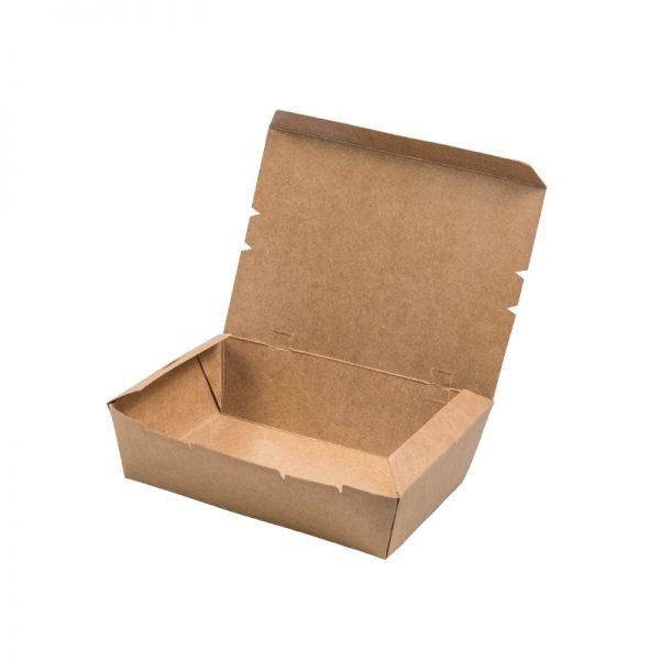 Paper Lunch Box - Kraft (L)