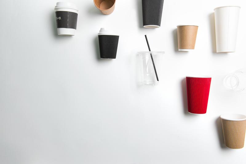 Takeaway Cups & Lids