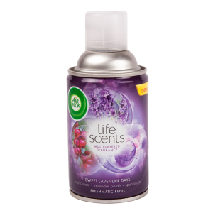 Air Freshener Refillable Can